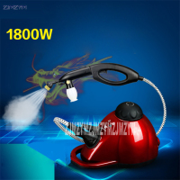1800W 1000mL cleaner Steam cleaning machine Disinfection Sterilization machine Iron Anti mites With a lot of accessory 5m wire