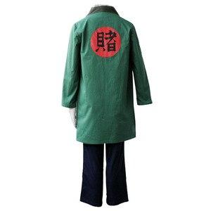Image 5 - SıCAK Anime Kostüm NARUTO Takım seti Tsunade Tüm set Cosplay Cadılar Bayramı parti giysileri Hediye
