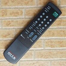 RM 827S Remote Control  for SONY TV, TRINITRON KV2185 KV2185MTJ KV2185P KV F25MF1 , model RM 827, Directly use.