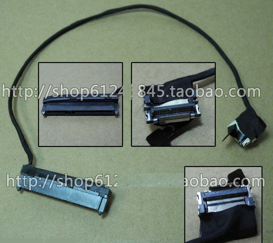 WZSM New Sata 2nd Hard font b Disk b font Drive Cable Connector for HP Pavilion
