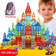 Мини магнитные блоки Строительные строительные игрушки Магнитный конструктор для детей Магнитные Игры развивающие игрушки для детей Подарки