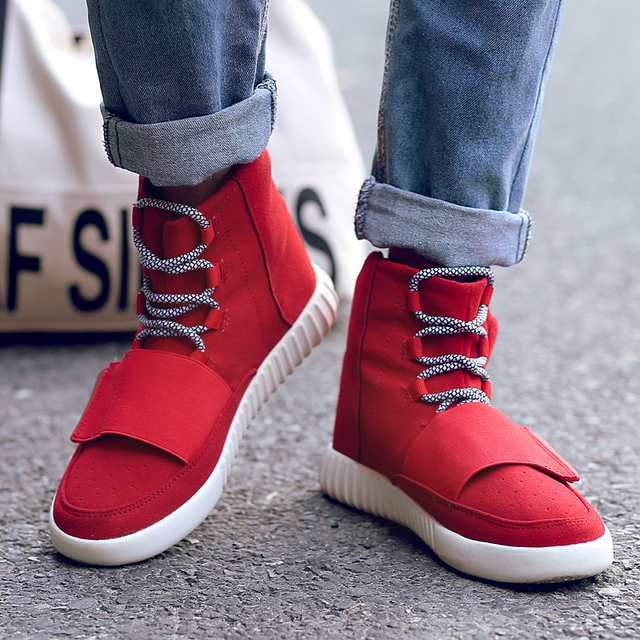 92b92a1426809 2015 New Yeezy Shoes 750 High Top Ankle Boots For Male New Autumn Mens Shoes  Casual Sneaker Shoes Fashion Winter Boots Size39-44