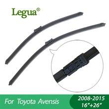 цены на 1 set Wiper blades for Toyota Avensis (2008-2015),16
