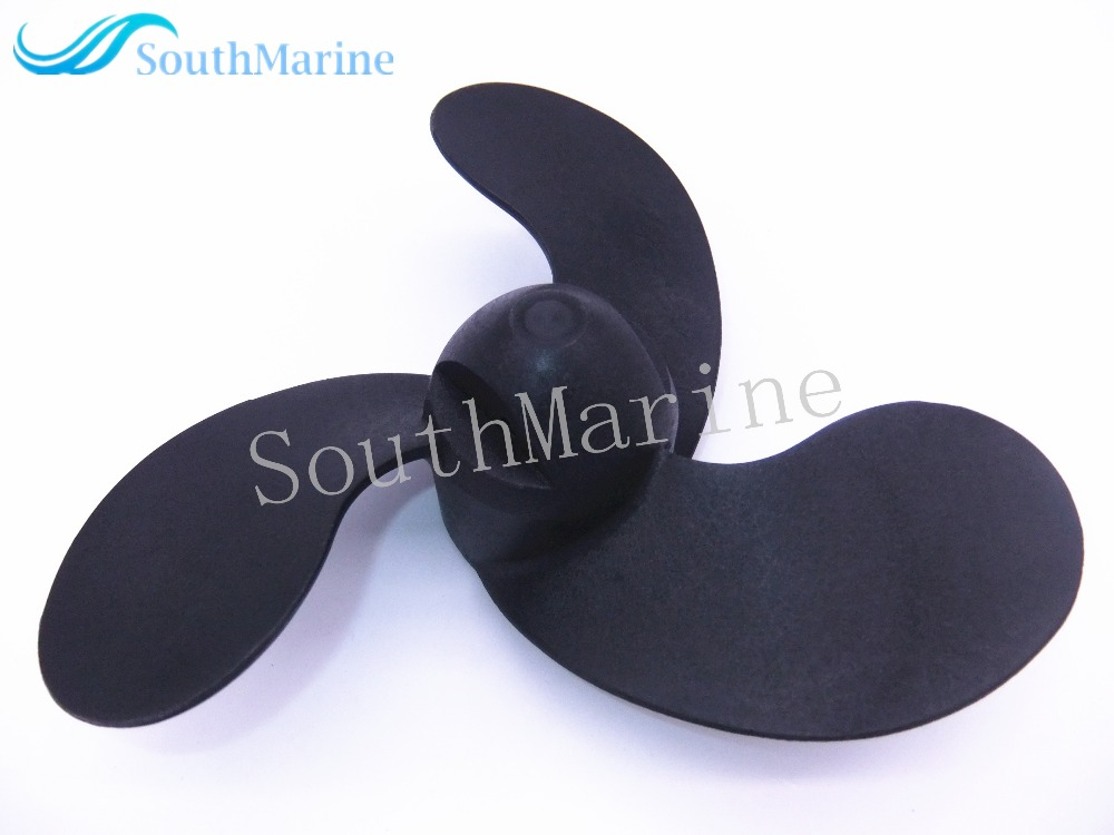 Plastic Propeller 309 64106 0 309641060M for Tohatsu Nissan 2 5HP 3 5HP Mercury 3 3HP