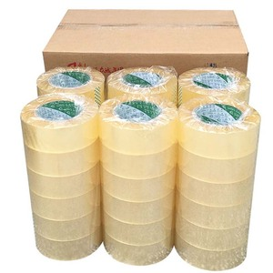 2Roll Transparent Packing Adhe