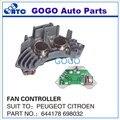 Module Heater Blower Motor Resistor for Peugeot CITROEN 644178 6441.78 698032 847283W 847283R