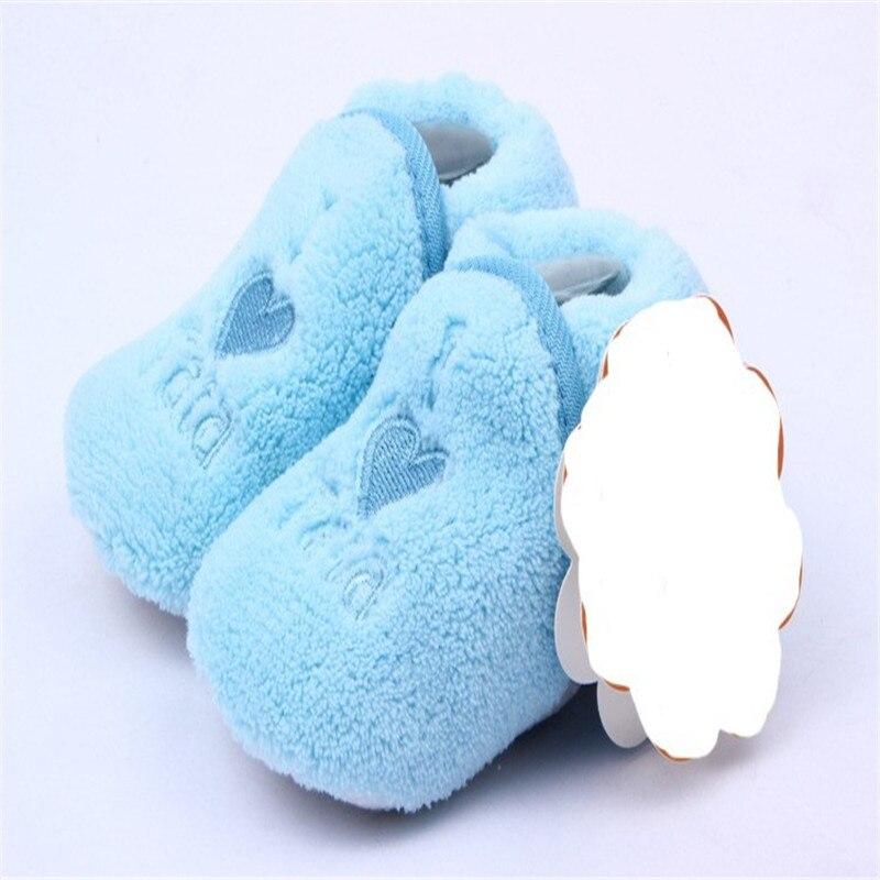 Baby-Girl-Boy-Coral-Fleece-Booties-Socks-Shoes-Slippers-Newborn-Toddler-0-12M-4