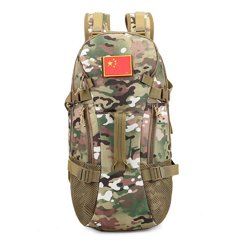Waterproof Outdoor Tactical Military Climbing Backpack Assault Nylon Travel Molle Bag Men Women Army Tactical Sports Backpacks 35l waterproof tactical backpack military multifunction high capacity hike camouflage travel backpack mochila molle system