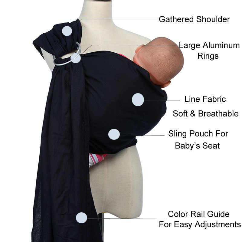 80% Line Fabric oddychający nosidło dla niemowląt miękki otulaczek dla noworodków najlepszy prezent na przyjęcie bociankowe dla dziewczynek i chłopców