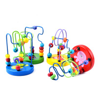2017 Early Education Toy Beads For 0 To 12 Months Baby To Develope Thier Brain