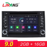 LJHANG Android 9,0 Автомобильный DVD плеер для hyundai H1 iLoad grand starex 2007 2012 мультимедийная Автомобильная магнитола 2 Din gps аудиосистема с wifi
