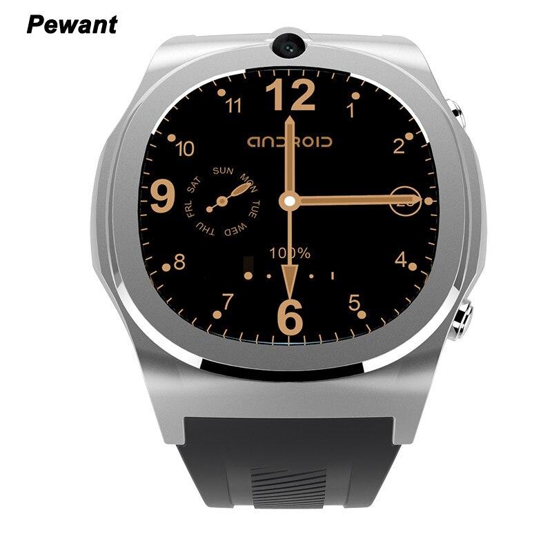 2017 WIFI GPS Smart Watch Q98 Kw88 Android 5.1 MTK6580 4GB 512M Quad Core Sport Tracker Sign In Facebook Wrist Watch Cell Phone smart baby watch q60s детские часы с gps голубые