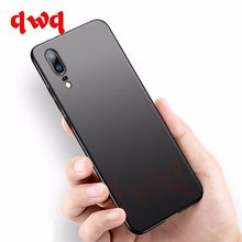 Luxury Matte Protection Phone Cases For Huawei P20 Lite Pro Ultra Thin Plastic Back Cover For Huawei Mate 10 Lite Pro Shell Capa(China)