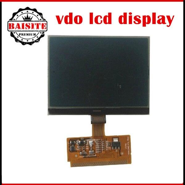 Prix pour Seulement 10 dias promotion! 2016 nouvelle VDO écran LCD pour AUDI A3 A4 A6 pour AUDI VW écran LCD avec haute qualité livraison gratuite