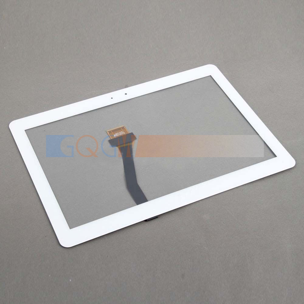 ФОТО Touch Screen Digitizer Repair Part White For Samsung Tab 2 P5100 P5110 10.1