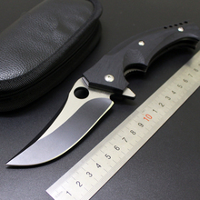 GP Brand C196 Tactical Folding Knife CPM-S30V Blade G10 Handle Ball Bearing Survival Combat Camping Knife Pocket EDC ganzo Tools