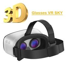 Новое поступление CX-V3 Все В Одном Гарнитура Allwinner H8VR Octa Core 1080 P FHD Дисплей VR Захватывающие 3D Очки Виртуальной Реальности гарнитура