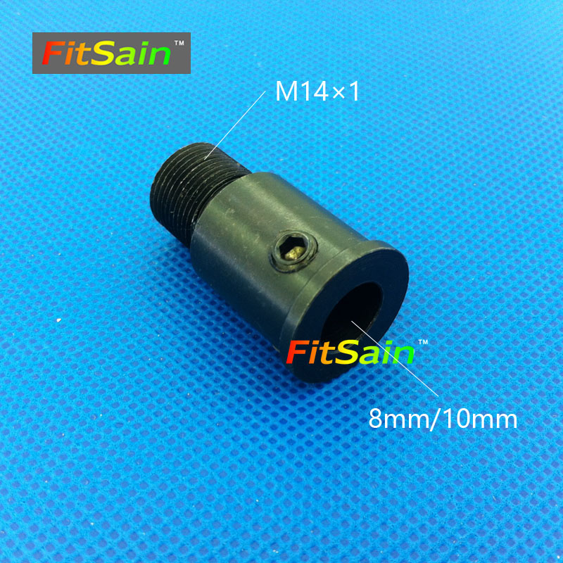 FitSain-Used for motor shaft 8mm/10mm SELF-CENTING maiually operated chuck M14*1 CNC mini lathe chuck Bench Lathe parts machine fitsain 4 100mm electric saw blade wood cutter cutting disc used for motor shaft 5mm 6mm 8mm 10mm 12mm for adapter coupling
