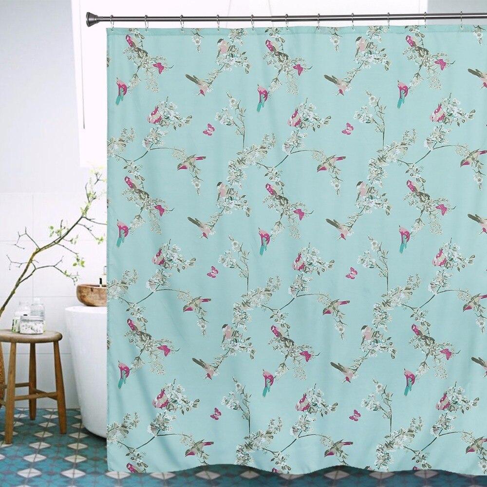 online kaufen großhandel vogel duschvorhang aus china vogel, Hause ideen
