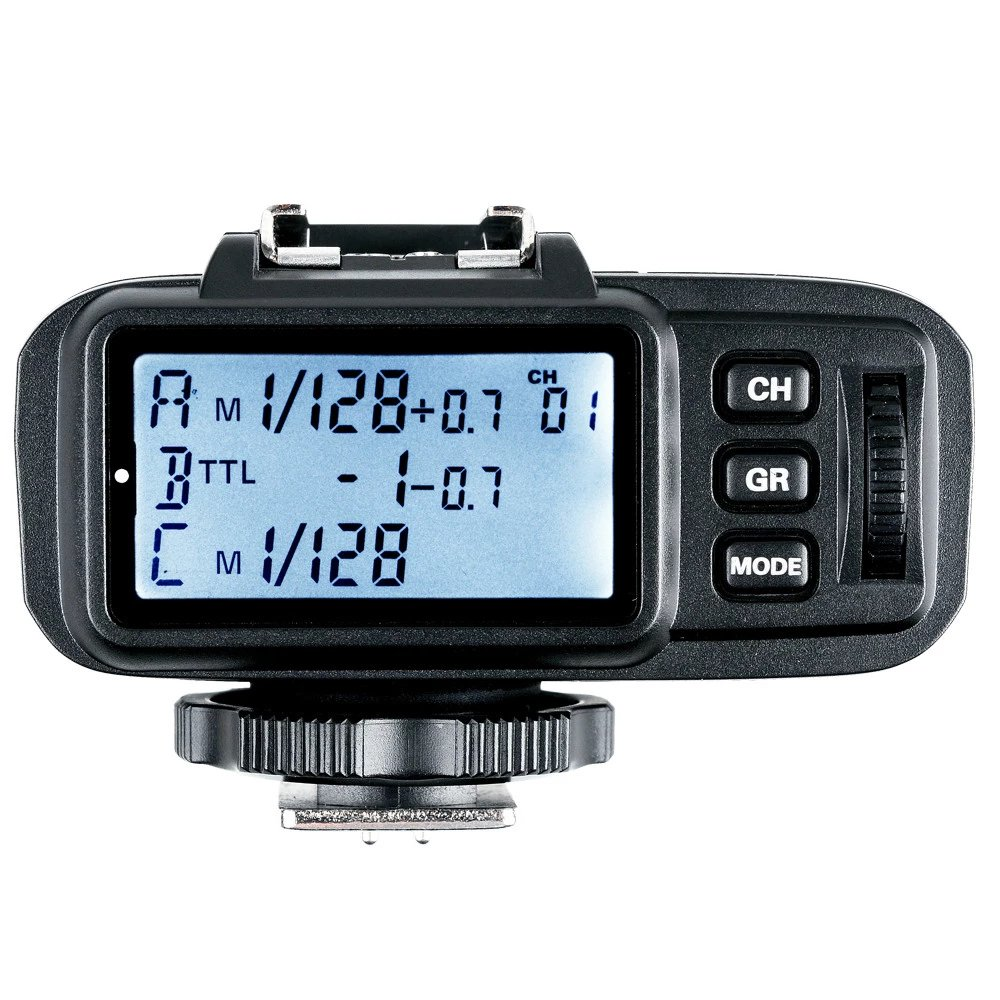 Godox X1N X1T N Flash Trigger I TTL 2.4 G Wireless 1/8000s HSS 32 Channels Camera Transmitter for Nikon DSLR Camera-in Shutter Release from Consumer Electronics    2