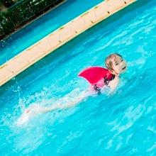 Shark Shape Kid Swim Fin Kids Toy Artifact Fins Inflatable Children Swimming Pool Life Buoy Floats Rings