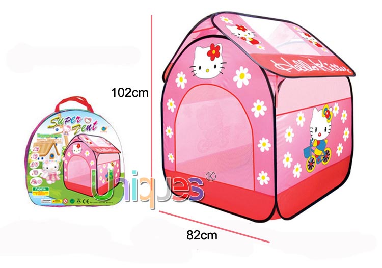 Hello Kitty Play House For Children 5