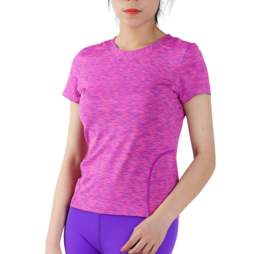 MEIERSES Women Yoga Shirt for Fitness Running Sports T-Shirt Gym Quick Dry Sweat Breathable Exercises Short Sleeve Running Tops fitness running sports shirt women yoga sets two pieces breathable suit compression high quality quick drying gym sports suits