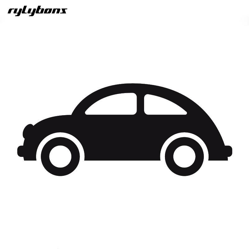 Rylybons 1 Pcs 15 7cm Car Sticker Vinyl Car Decals And Stickers Full Body Car Sticker Car Motorcycle Accessories Black White Vinyl Car Decal Car Decalfull Body Car Sticker Aliexpress