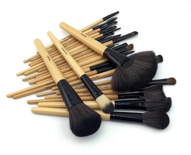ΖΕΣΤΟ !! Professional 24 Pcs βούρτσες μακιγιάζ - Μακιγιάζ - Φωτογραφία 3