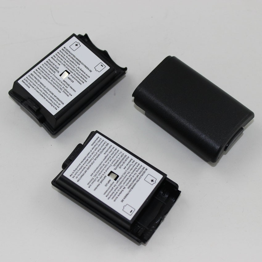 Battery Case Cover Shell For Xbox 360/xbox360 Wireless