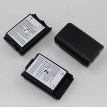 ChengHaoRan 16 יח\חבילה לבן שחור סוללה מקרה כיסוי מעטפת עבור Xbox 360/xbox360 אלחוטי בקר נטענת סוללה