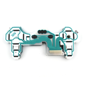 Image 2 - 2 قطعة لوحة دوائر كهربائية PCB الشريط لسوني ل بلاي ستيشن 3 ل PS3 وحدة تحكم لاسلكية ملحق SA1Q194A