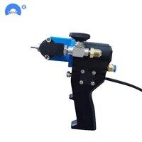 Circular nozzle polyurethane injection air foam gun pu electric paint spray gun