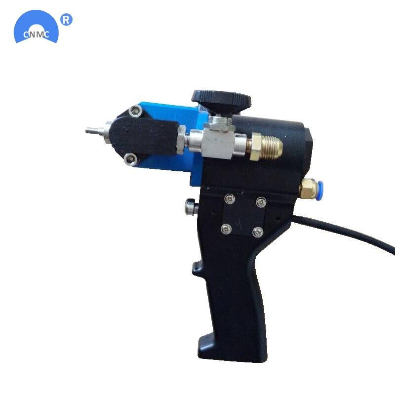 цена на Circular nozzle polyurethane injection air foam gun pu electric paint spray gun