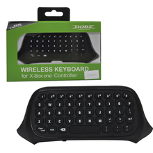 2019 2.4G Wireless Chatpad Message Keyboard 3.5mm Audio Port For Xbox One Controller-Y1QA