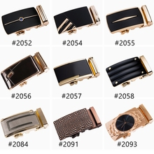 DUBULLE New Leather Genuine Rand Fashion Automatic Buckle Black Belt Men Belts Cow For DB-2093