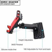 Draaibare Dji Remote Uitgebreide Houder Beugel Ondersteuning 4 12 Telefoon Tablet Voor Dji Mini Spark & Mavic Air 2 Pro Zoom Fimi X8 Se