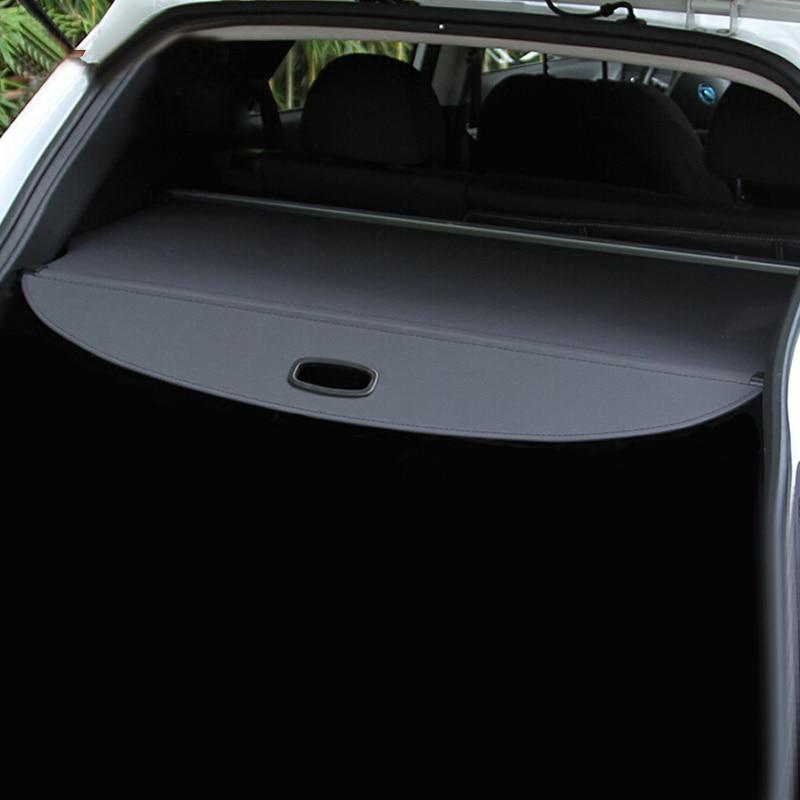 Rear Trunk Shade Cargo Cover for 2010-2012 Subaru Outback BLACK