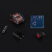 2 Sets DC 3.7V High Voltage Generator Inverter Electric Ignitor AC 15KV DIY Kit цена 2017