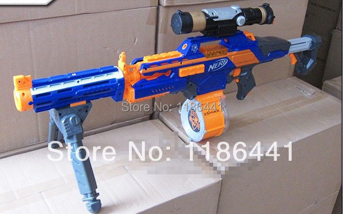 Nerf Toy Gun Stand spiked Bipod feet for MEGA Centurion free shipping  Accessories-in Toy Guns from Toys & Hobbies on Aliexpress.com | Alibaba  Group