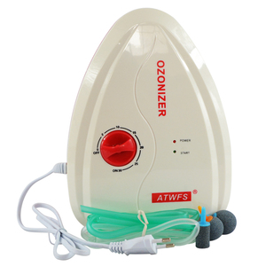 Image 2 - Atwfs multifuctional 400 mg/h gerador de ozônio água ozônio frutas e legumes máquina lavar água esterilizador ar ozonizador