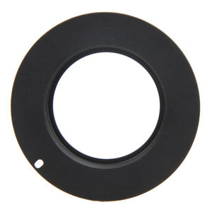 Image 5 - Metal Black Lens Adapter for All Universal M42 Screw Mount Lens for Canon EOS Camera Body Cam Accessories