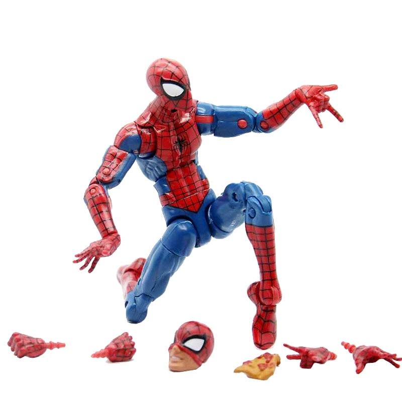 "Spider-man spiderman figurine Marvel Comics Super Hero jouet poupée Hasbro 11/"""