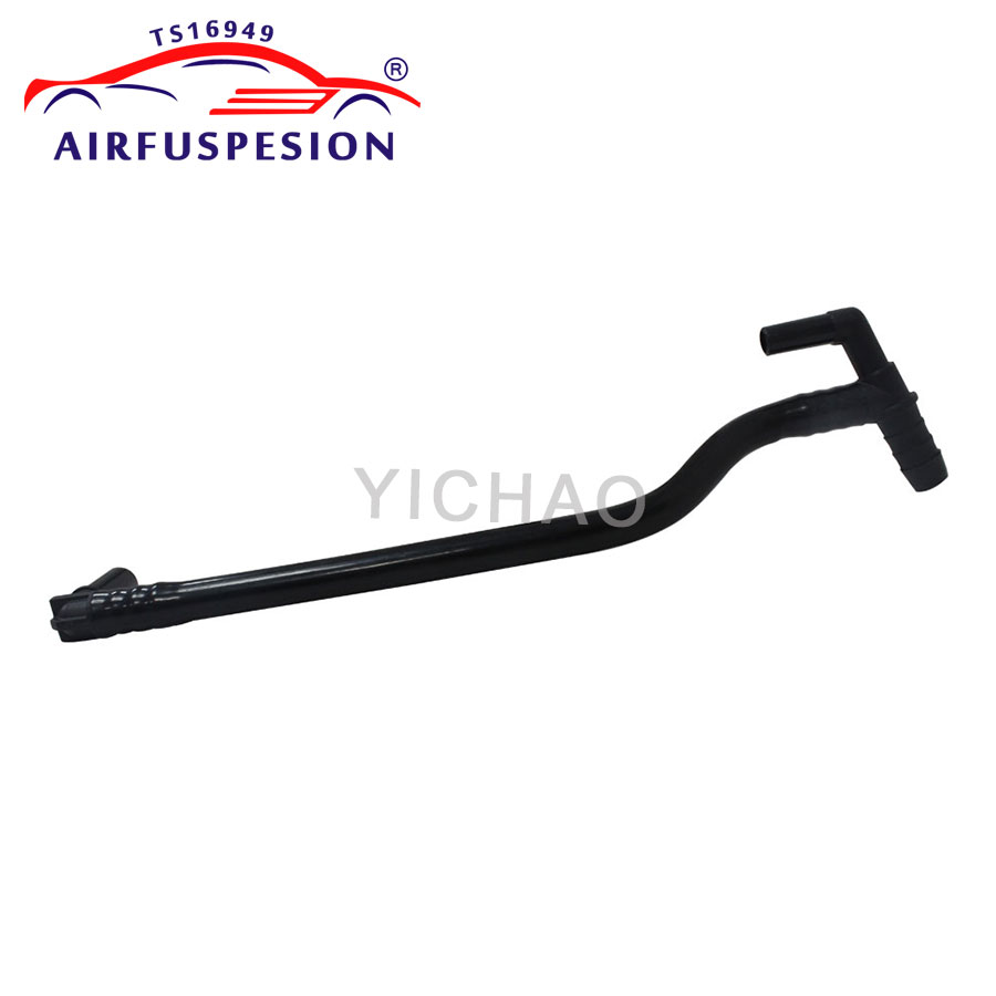 Tube d'air de pompe de compresseur de Suspension d'air pour Audi Q7 VW Touareg Cayenne Kits de réparation 2003-2010 4L0698007A 7L0698007D 7L8616006C
