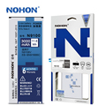Nohon bateria original para samsung galaxy note 4 note4 n9100 n9109w n9108v eb-bn916bbc alta capacidade 3000 mah pacote de varejo