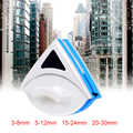 Двухсторонняя щетка для очистки стекла щетка для мытья окон Магнитная щетка для мытья окон щетка для мытья стекол чистящий инструмент 3-30 мм