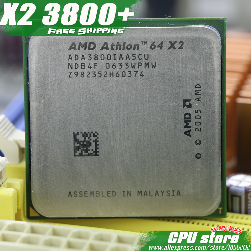 Amd athlon 64 x2 3800 cpu processor 20ghz 1m 1000ghz socket amd athlon 64 x2 3800 cpu processor 20ghz 1m 1000ghz socket am2 working 100 free shipping 940 pin sell x2 3600 4000 in cpus from computer publicscrutiny Choice Image