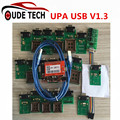 UPA-USB UPAUSB UPA USB Programmer With Full Adaptors V1.3 ECU Chip Tunning OBD2 Diagnostic Tool Free Shipping