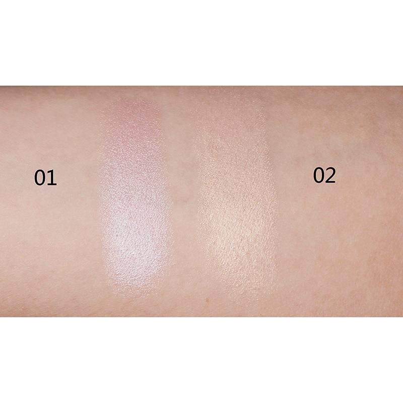 2 Couleur Visage Contour De Maquillage Shimmer Bâton Surligneur - Maquillage - Photo 6