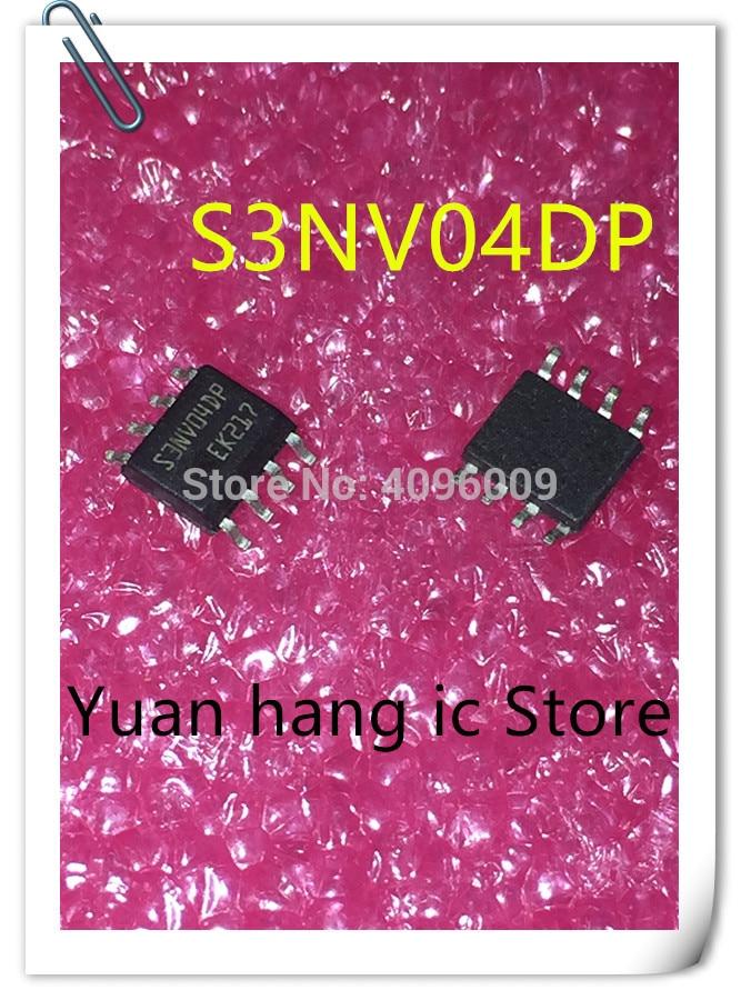 10PCS NEW VNS3NV04DP  VNS3NV04D 3NV04D 3NV04 S3NV04DP S3NV04 SOP